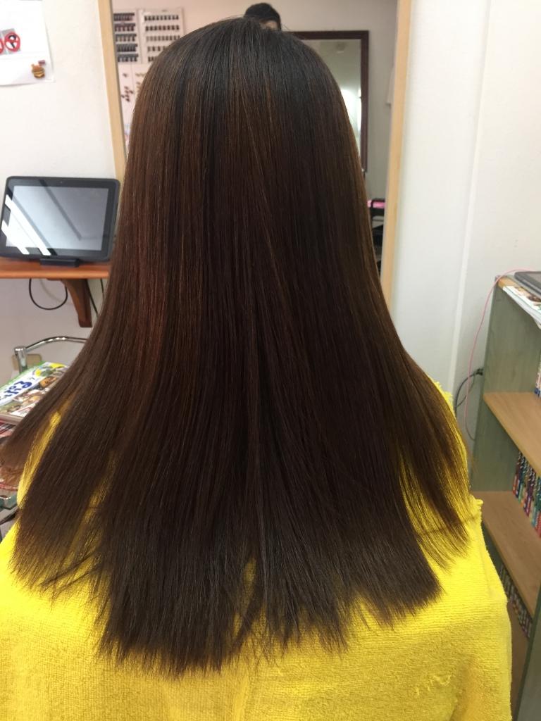 奈良市縮毛矯正 美容室 新大宮 西大寺 美容室 縮毛矯正の失敗 学園前 高の原 ストレートパーマ
