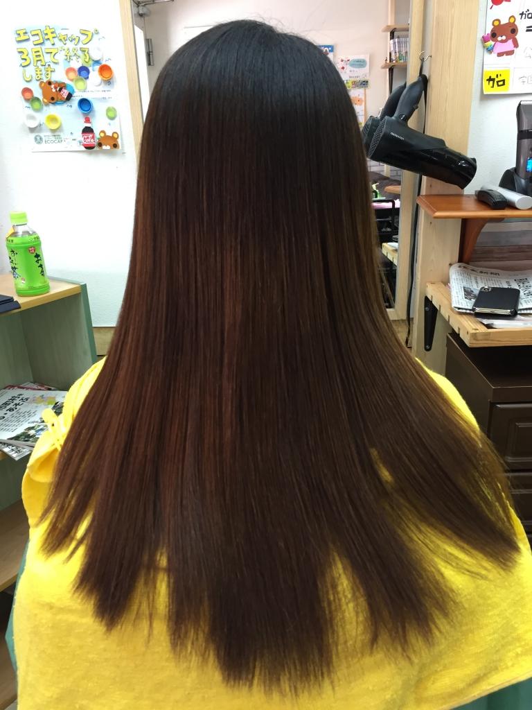 奈良市学園前 美容室 西大寺 高の原 縮毛矯正 髪質改善専門店 奈良 新大宮