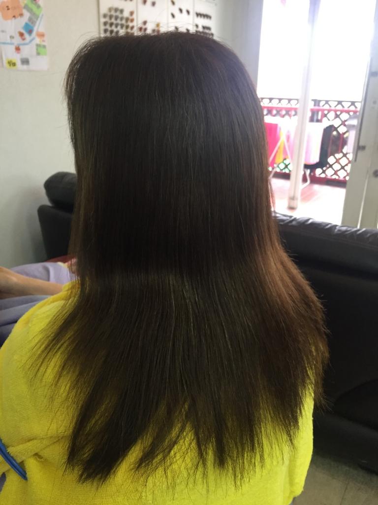 老け頭 50代 ヘアスタイル50代 美容室 髪質改善 奈良 西大寺 高の原 生駒 40代ヘアスタイル 登美が丘