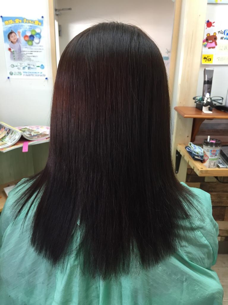 縮毛矯正専門 髪質改善専門店 奈良