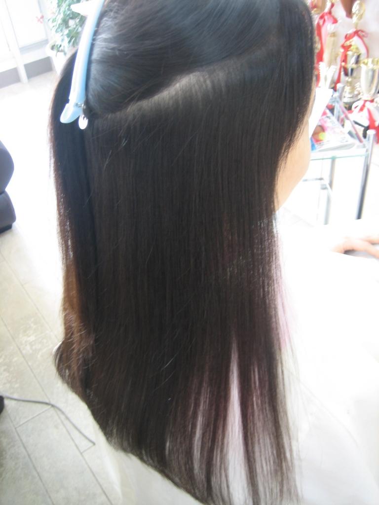 髪質改善 西大寺 煮溶質 大和西大寺 縮毛矯正