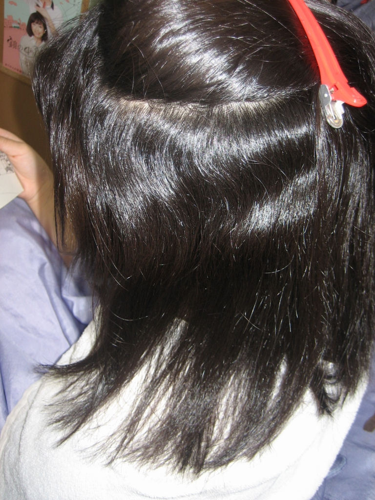 大和高田市 縮毛矯正 大和高田市駅 美容室 五位堂 髪質改善