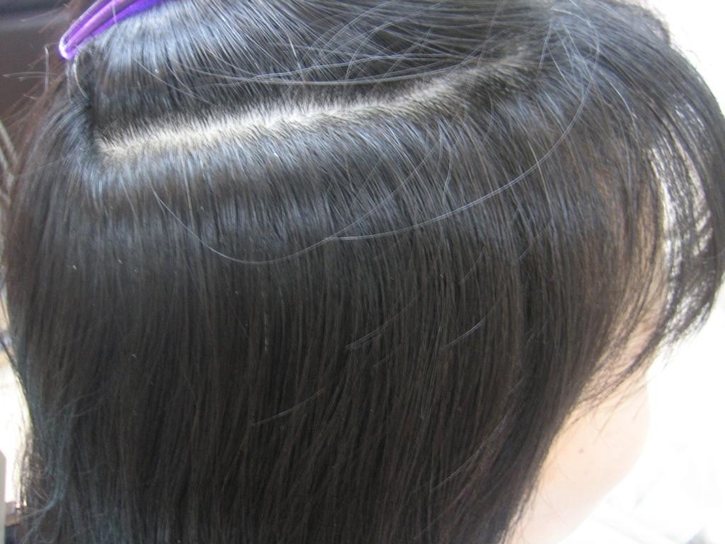 京都府 木津川市 美容室 縮毛矯正がすぐ取れる 髪質改善