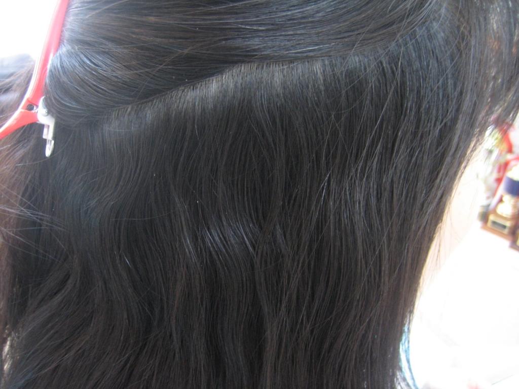 奈良 縮毛矯正がすぐ取れる 美容室ストレートパーマが痛む 学園前 高の原