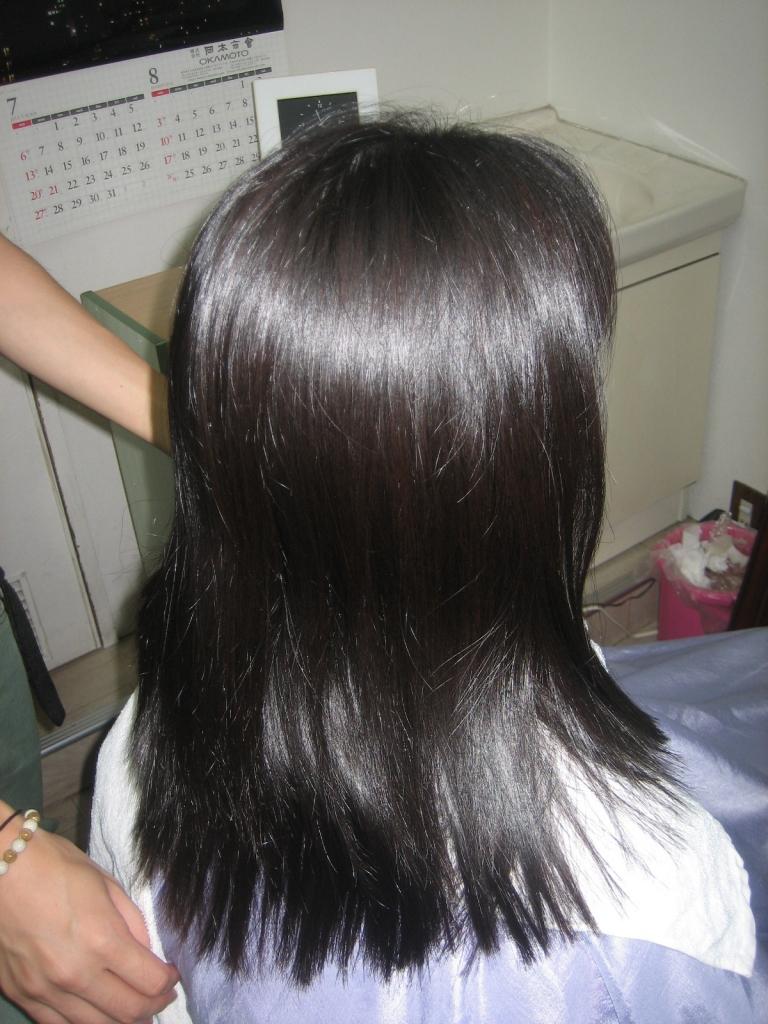 奈良市 痛まない縮毛矯正 美容室 西大寺 真っ直ぐになり過ぎないストレートパーマ 高の原 髪質改善 高の原イオン 髪質改善縮毛矯正 奈良ファ