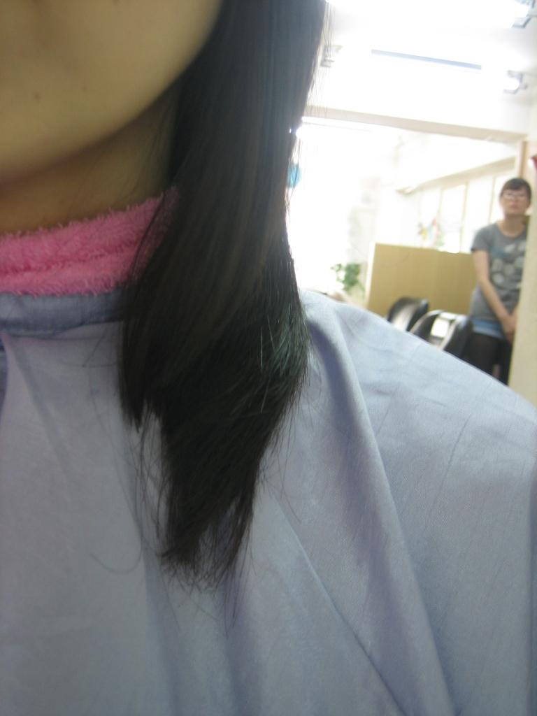 縮毛矯正 奈良 真っ直ぐになり過ぎないストレートパーマ 学園前 傷まない縮毛矯正 西大寺