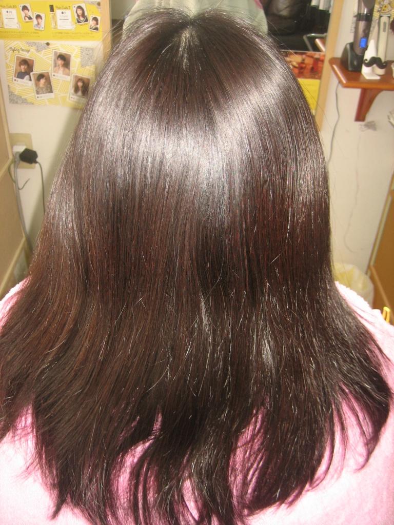 西大寺美容室 高の原縮毛矯正 学園前髪質改善 生駒美髪 ストレートパーマが安い 奈良県