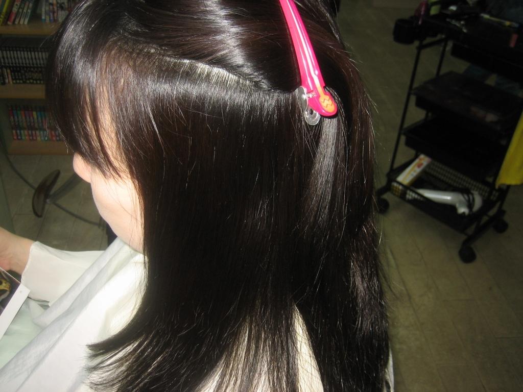 奈良 縮毛矯正 学園前 髪質改善 高の原イオン ストレートパーマのクーポン 奈良ファ 美容室のクーポン