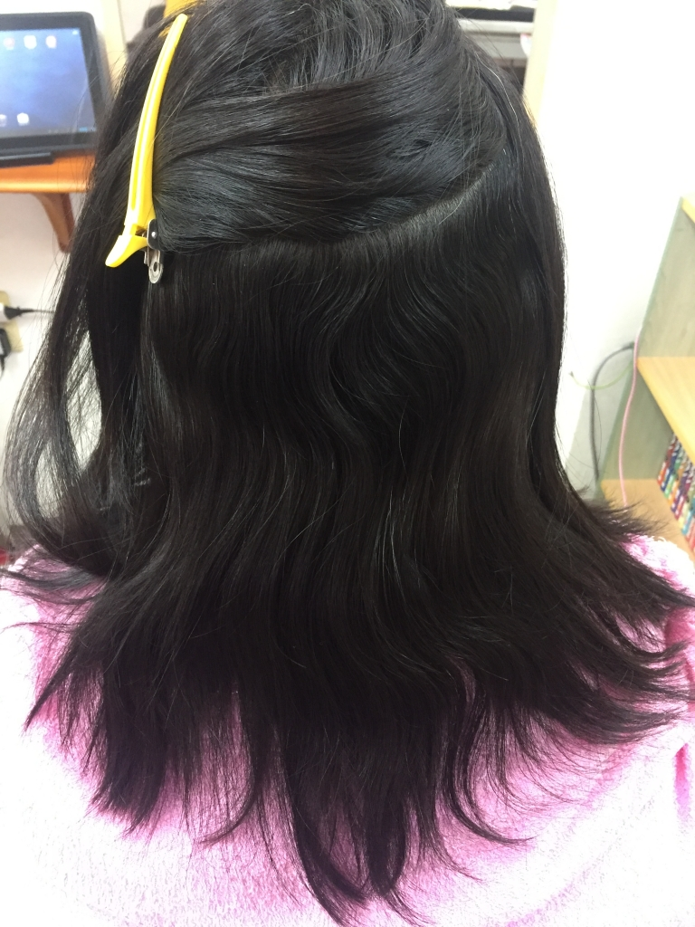 クセ毛が得意な美容室 奈良市 西大寺 髪質改善 美髪 艶髪 高の原 縮毛矯正専門店
