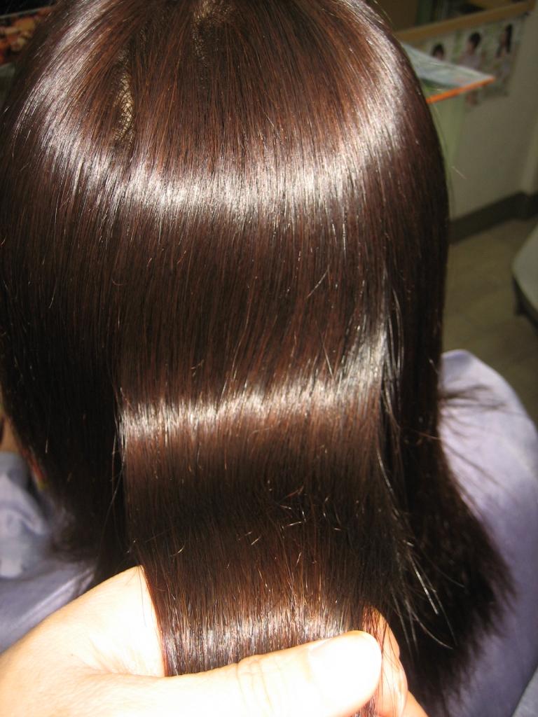 奈良髪質改善縮毛矯正 美容室の失敗 縮毛矯正の失敗 チリチリ ジリジリ