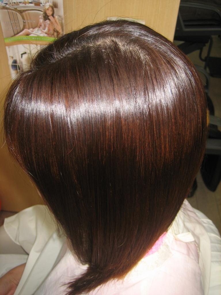 髪質改善奈良 縮毛矯正 生駒 ストパー