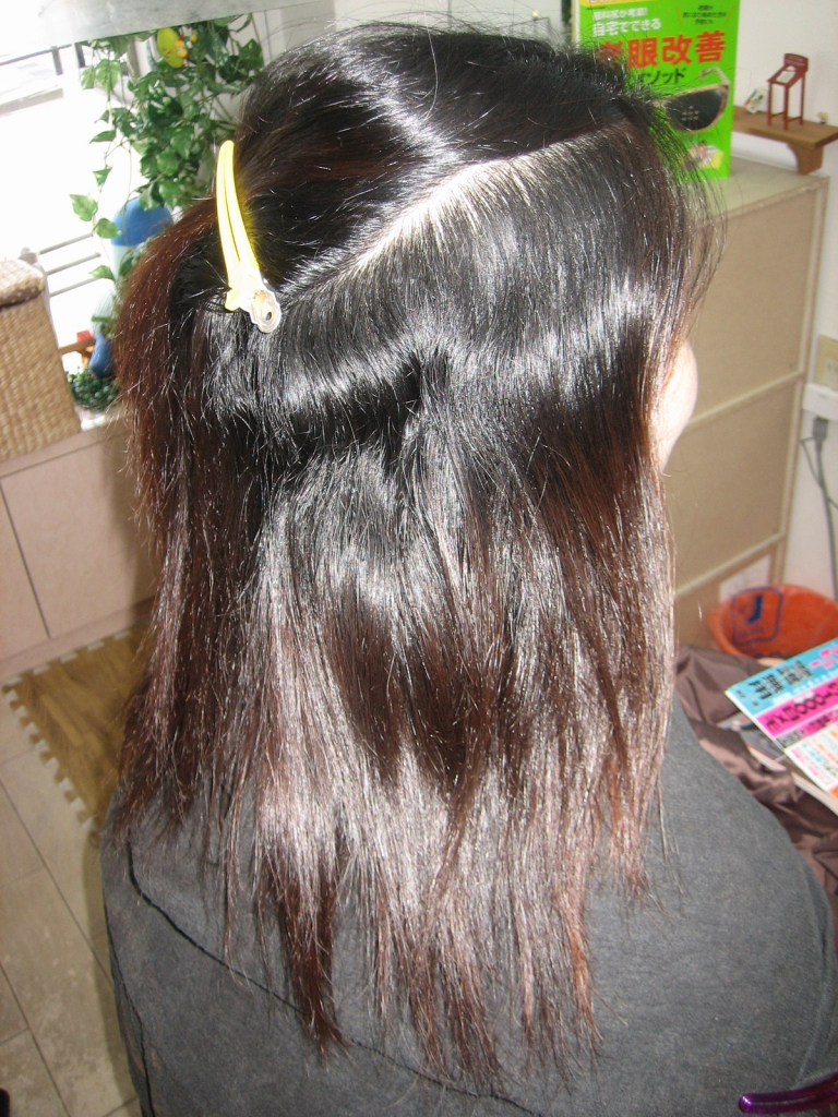 髪質改善専門店 縮毛矯正専門店 高級美容室 奈良学園前