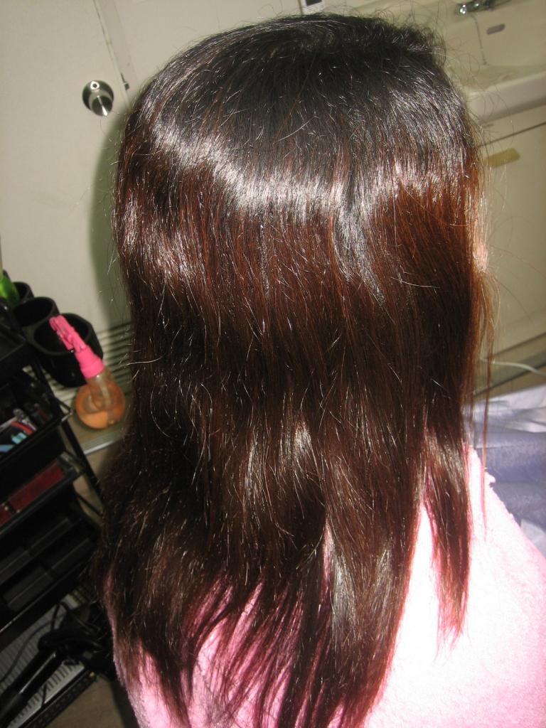 奈良市 美容室 生駒市 縮毛矯正 北生駒 髪質改善 生駒 ストレートパーマ