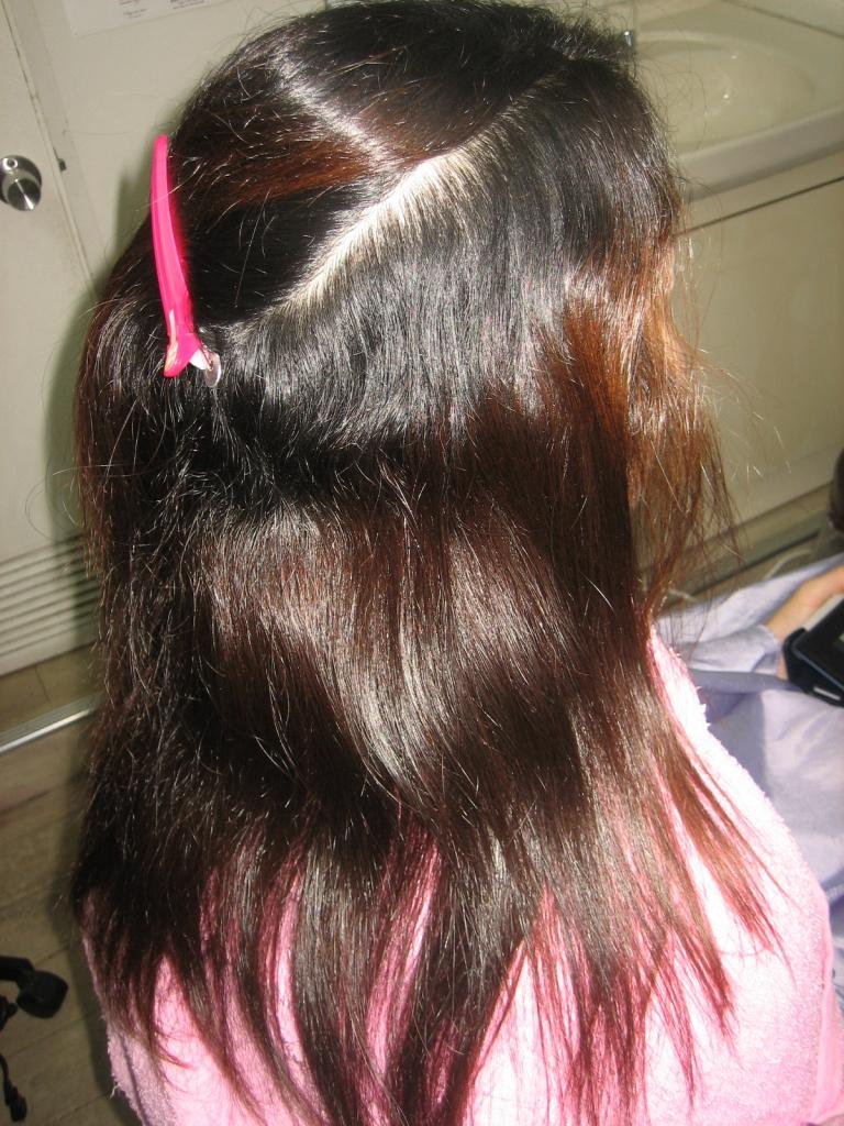 奈良市 美容室 学園前 ヘアサロン 縮毛矯正 ストレートパーマ