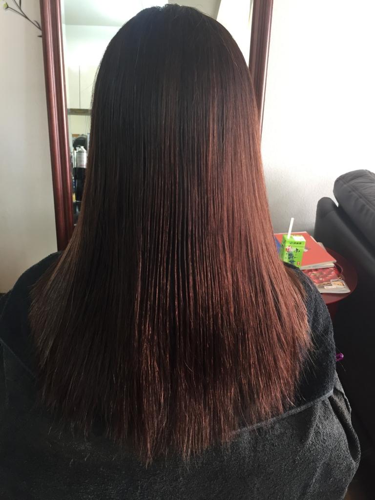 奈良市 学園前 美容室 縮毛矯正専門店ガロ