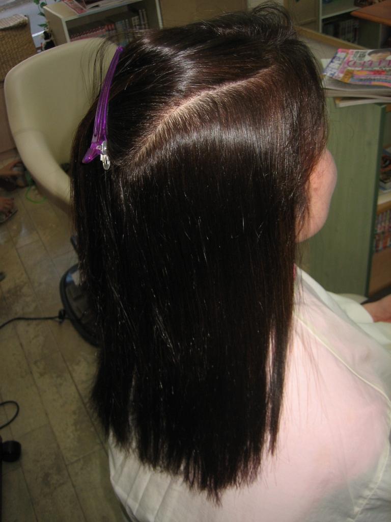 滋賀 縮毛矯正専門店 京都 髪質改善専門店 奈良 美容師の失敗を治します