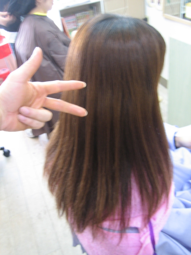 美容室の失敗 学園前 縮毛矯正で痛まない 髪質改善専門店