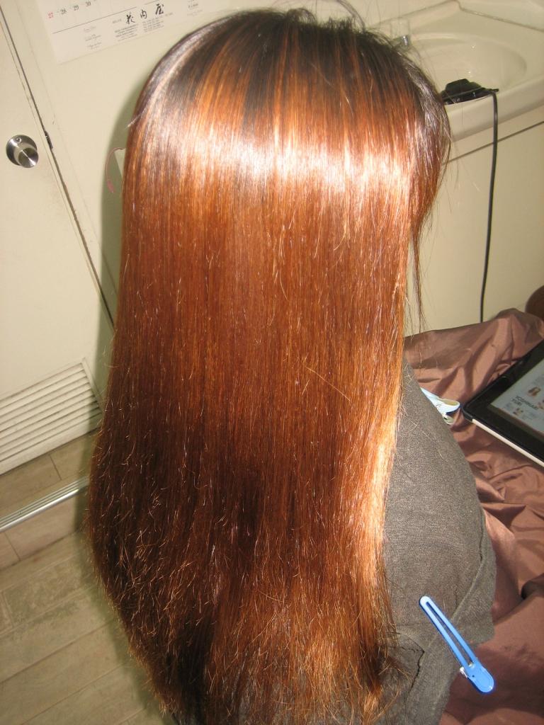 髪質改善縮毛矯正 美容室 高の原