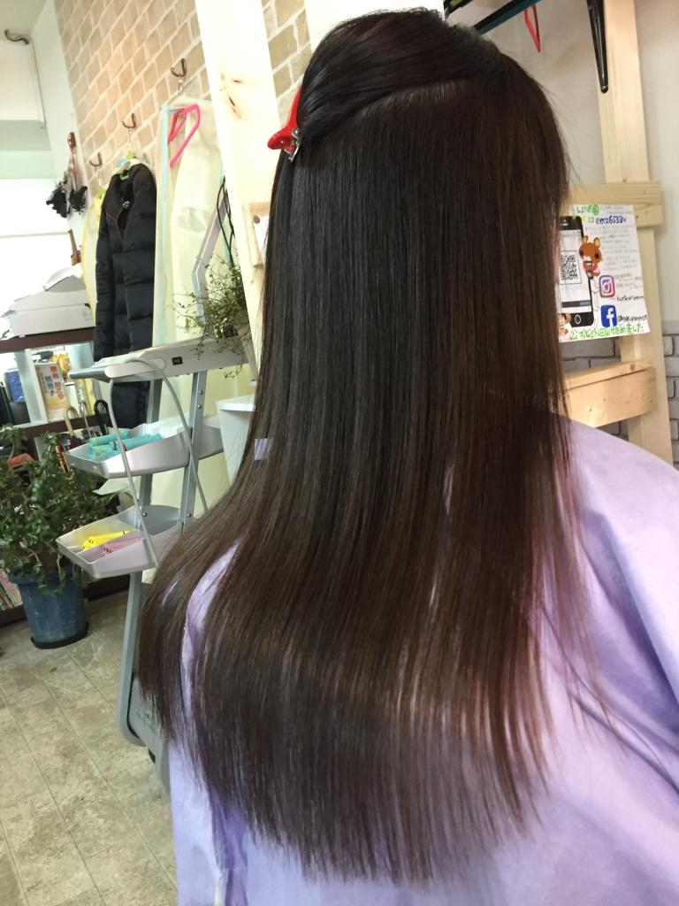 奈良県 美容室 高の原 ストレートパーマ 縮毛矯正専門店