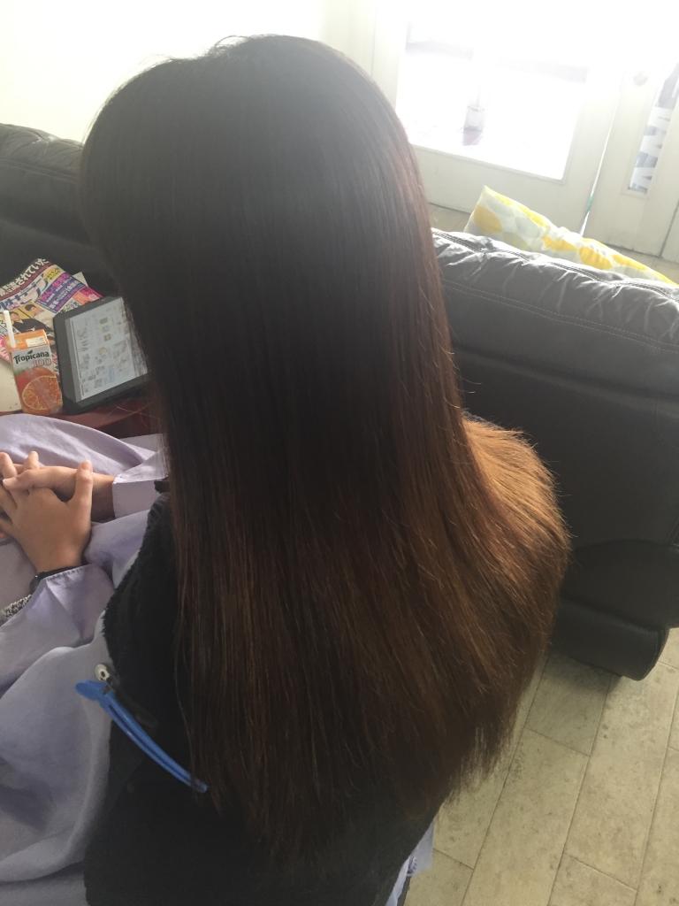 桜井市 縮毛矯正 榛原市 髪質改善 橿原市 美容室 御所市 フルオーダーストレートパーマ 究極のストレートパーマ