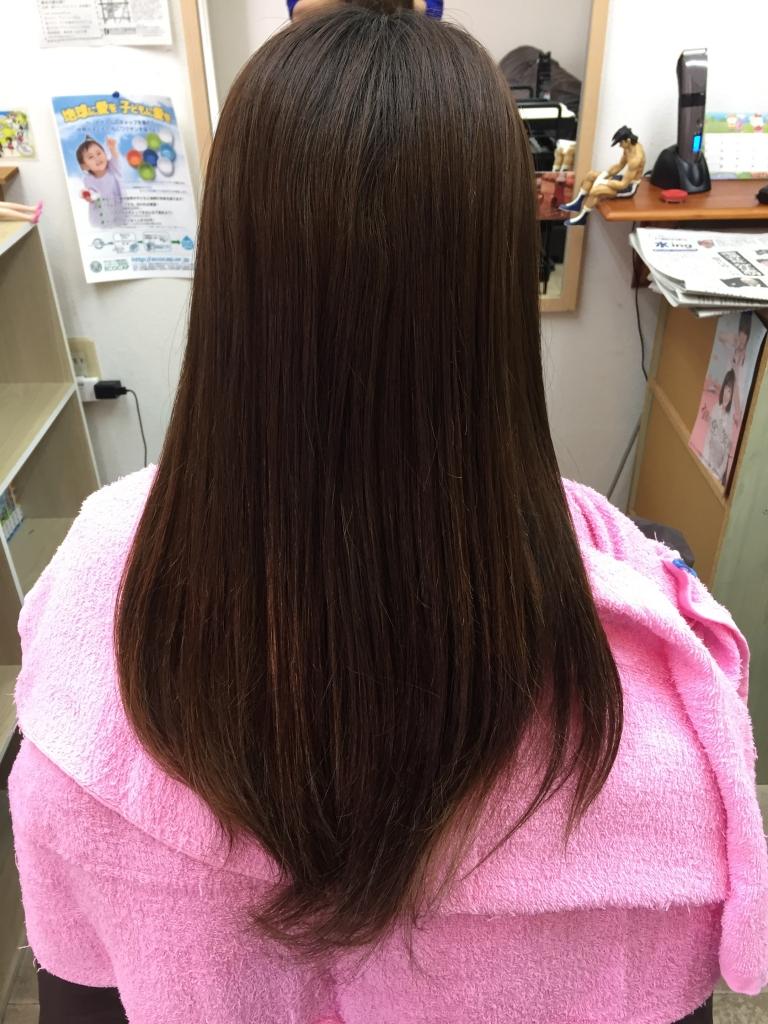 コスメストレート 奈良美容室 髪質改善専門店 学園前