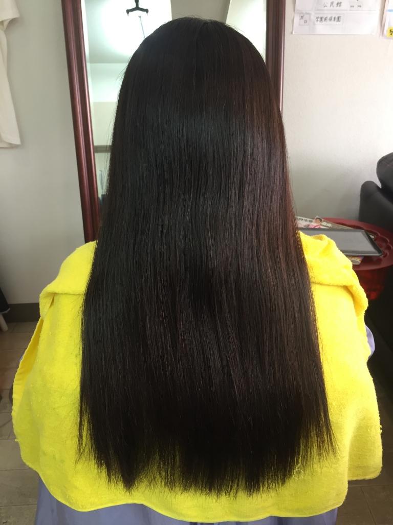 奈良県 ストレートパーマ 生駒市 美容室 カスタムストレート 大和西大寺 究極ストレートパーマ ならファ 髪質改善ストレートパーマ