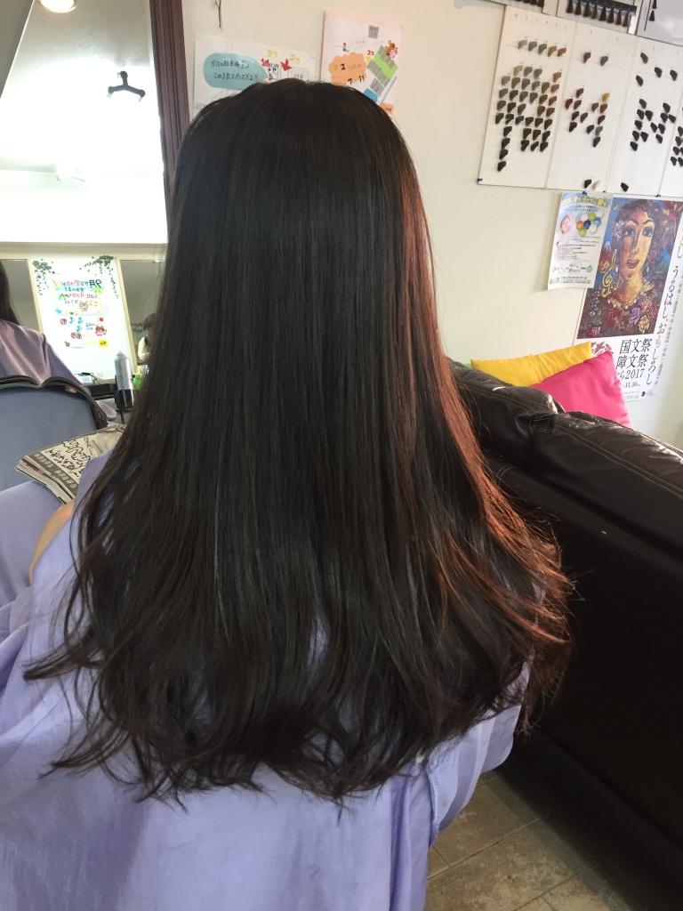 奈良県 艶髪 美髪 学園前 究極ストレートパーマ 西大寺 傷まないストレートパーマ 大和西大寺 傷まない縮毛矯正