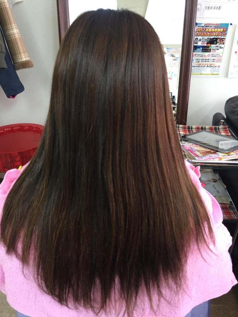 橿原市 美容室 大和八木 痛まないストレートパーマ 桜井市 コスメストレートパーマ 五位堂 美容室 艶髪 美髪