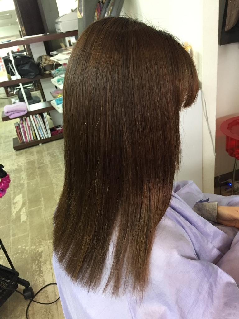 縮毛矯正 美容室 学園前 奈良県 西大寺 究極縮毛矯正 髪質改善専門店