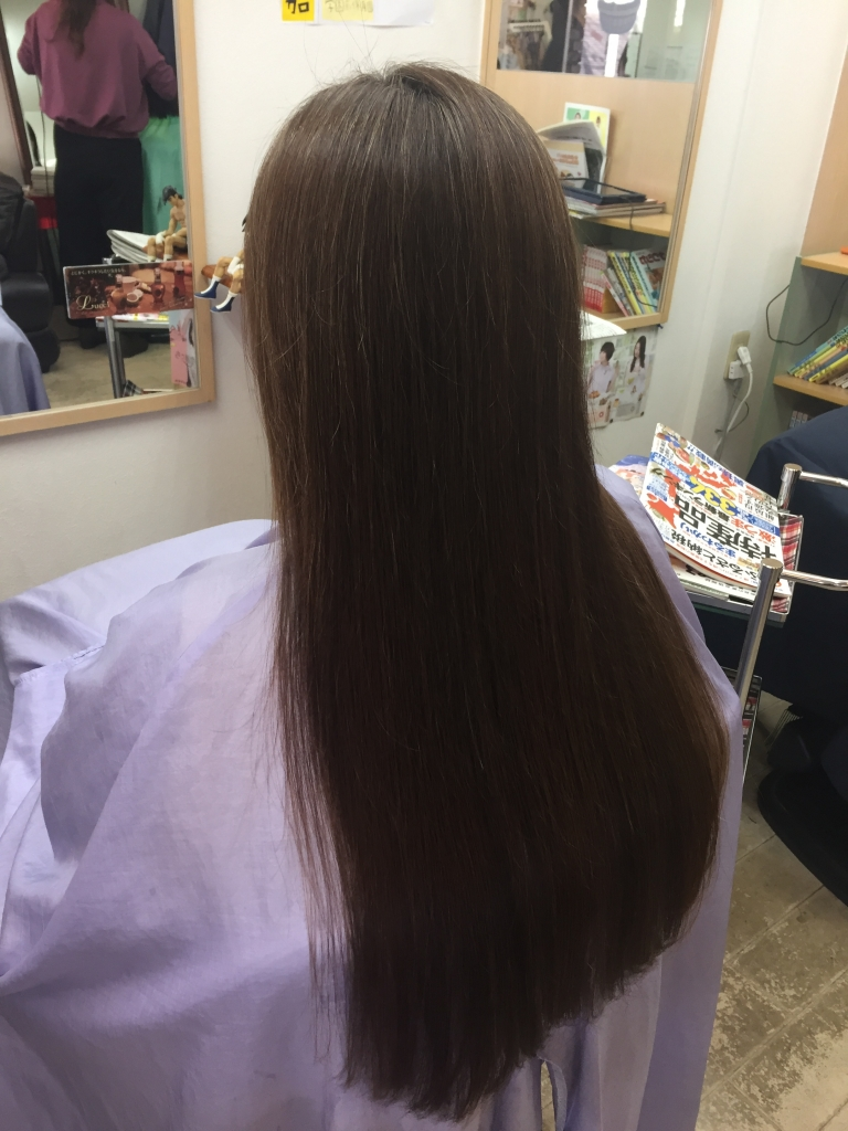 コスメストレート 城山台 痛まないストレート 州美台 美髪 高の原 艶髪 高の原イオン 髪質改善ストレート 梅見台 美容室