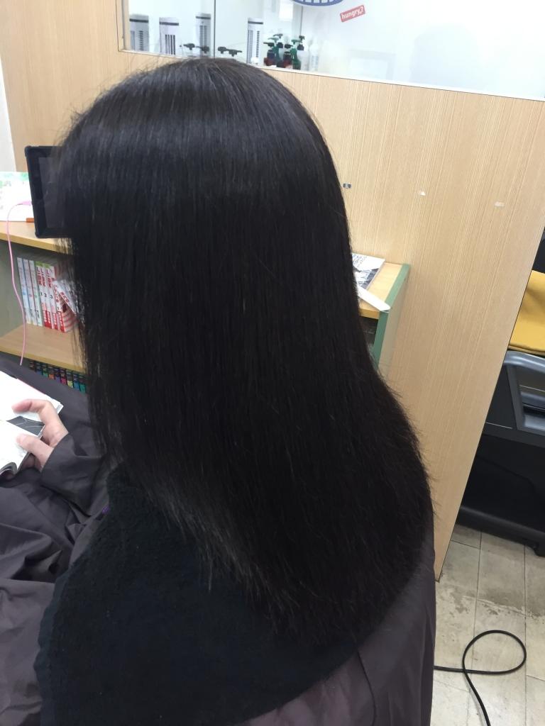 50代ヘアスタイル専門店 奈良県 学園前 美容室 髪質改善 関西大人の美容室