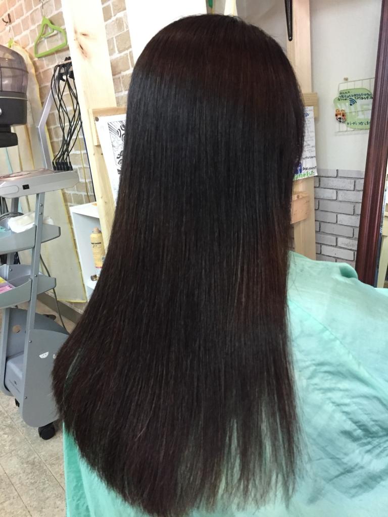 梅美台 美容室 縮毛矯正 髪質改善 高の原 プレミアムストレートパーマ 高の原イオン プレミアム縮毛矯正 美容室