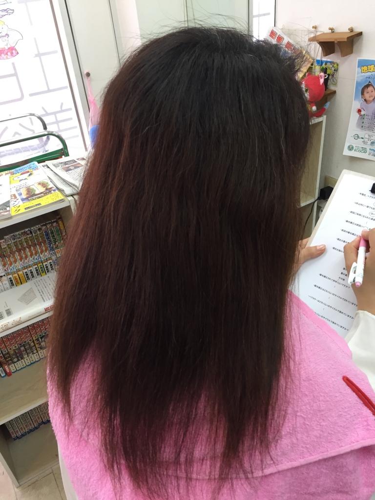 縮毛矯正 美容室 生駒 髪質改善 北生駒 究極ストレートパーマ 白庭台 傷みにくいストレートパーマ 生駒駅 しゅくもうきょうせい