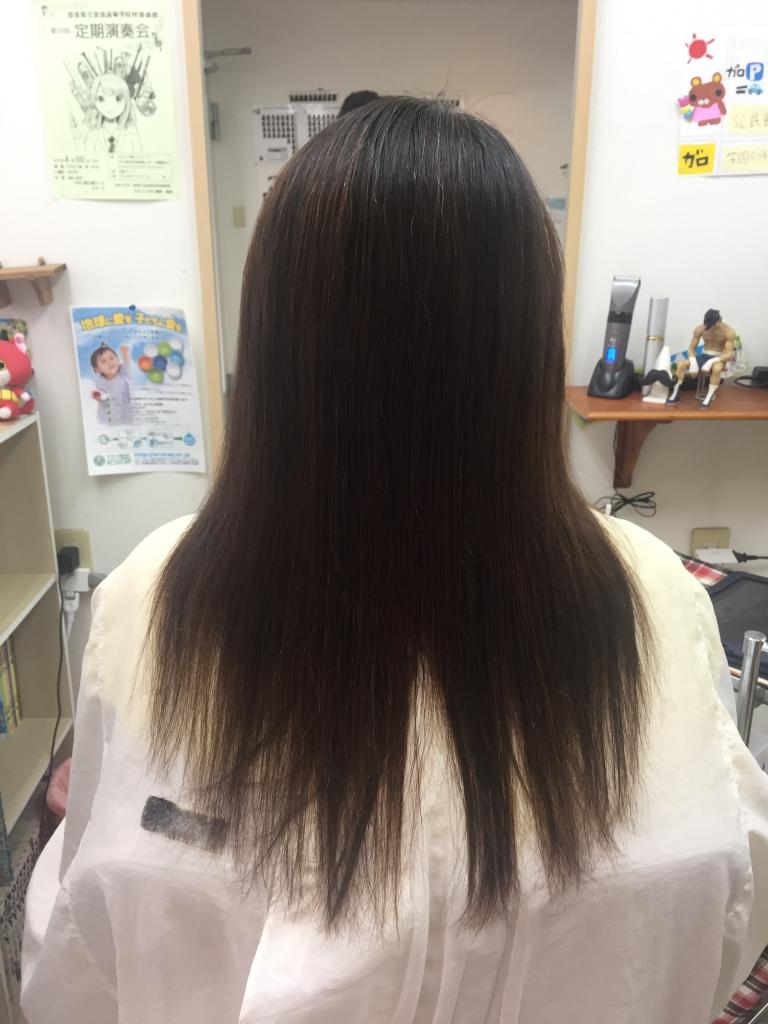 縮毛矯正髪質改善 生駒市 自然なストレートパーマ 白庭台 ナチュラルストレートパーマ 北生駒 究極ストレートパーマ 南生駒 美髪 学園前 艶髪