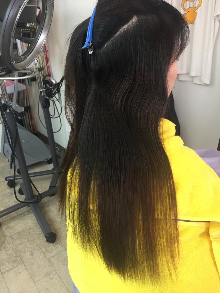 京都府 髪質改善ストレート 京都市 コスメ系ストレートパーマ 美容室 縮毛矯正専門店