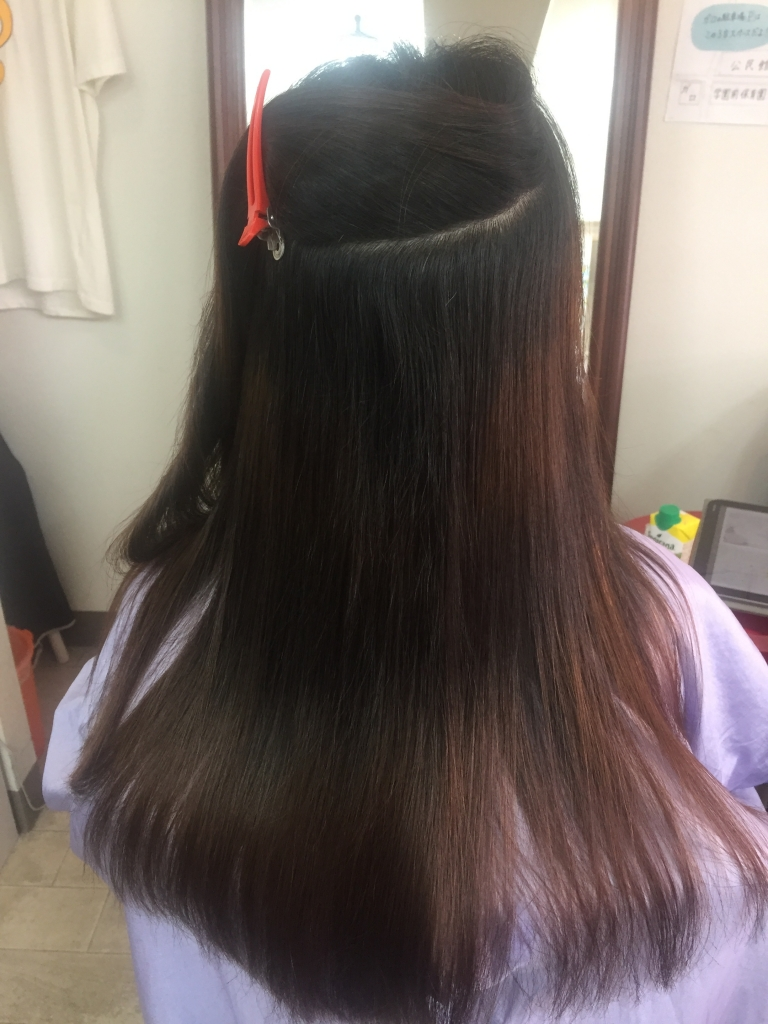 京都市美容室 美髪 艶髪 専門店 奈良市 髪質改善専門店 学園前