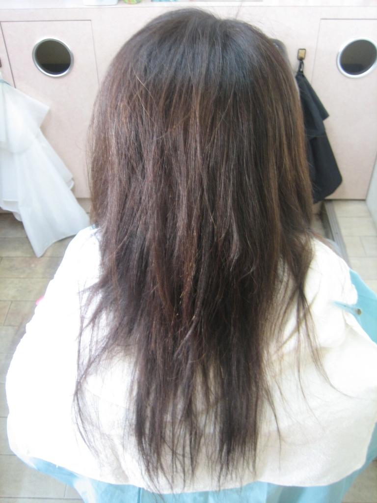 奈良県 美容室の失敗を治す専門店 桜井市 髪の量を減らす 橿原市 髪のボリュームを減らす 大和高田市 髪質改善