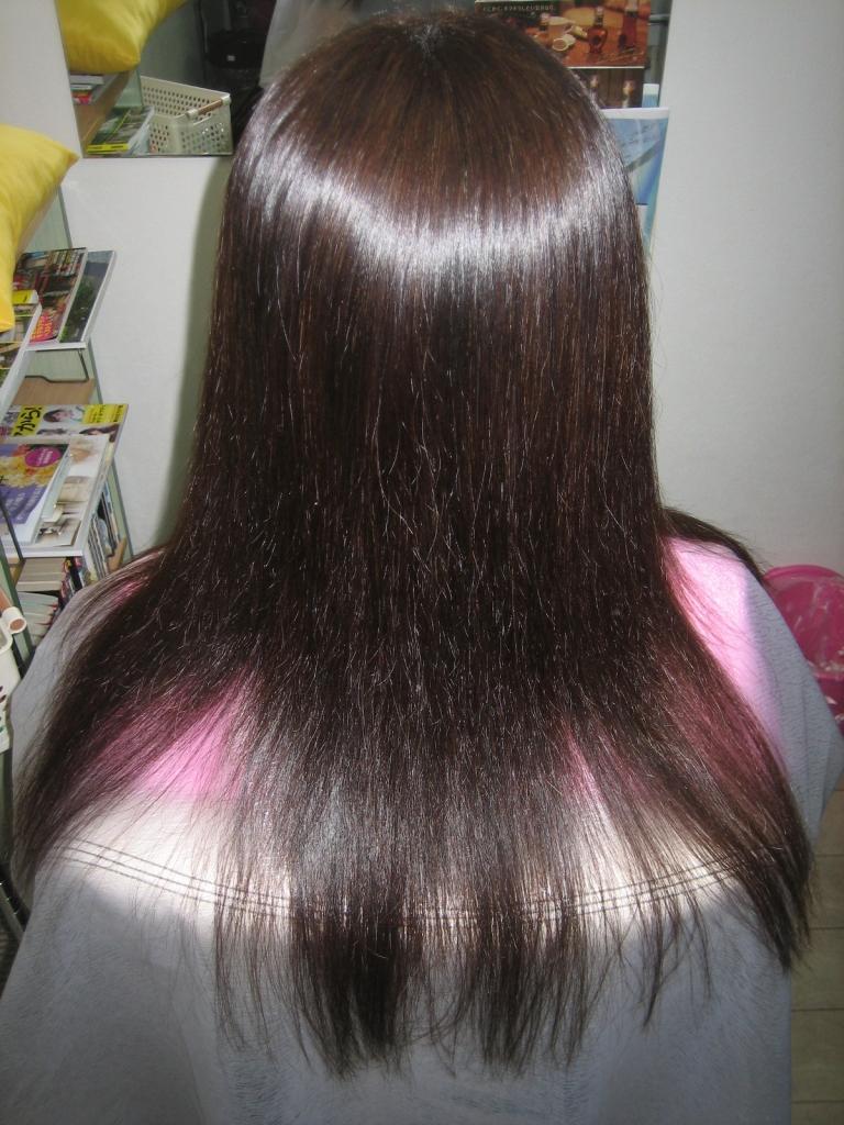 髪のボリュームを減らす 橿原市 髪の量を減らしすぎた 桜井市