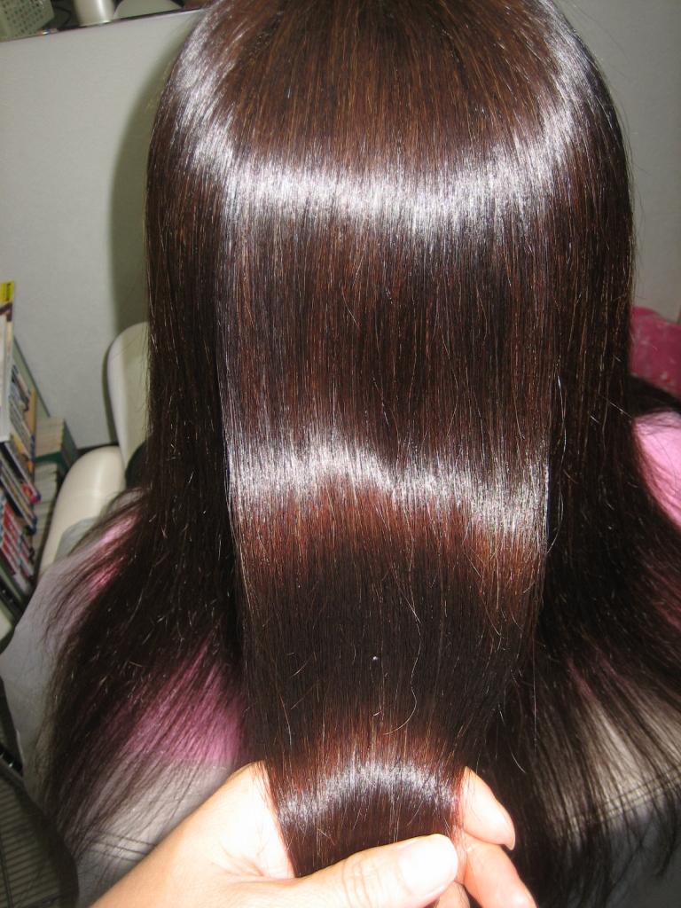 髪の量を減らすだけ 橿原市 美容師の失敗 髪質改善トリートメント 桜井市