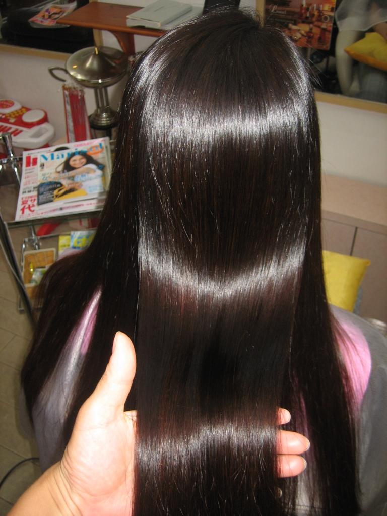 奈良 艶髪NO1 美髪NO1 髪質改善美容室 奈良県