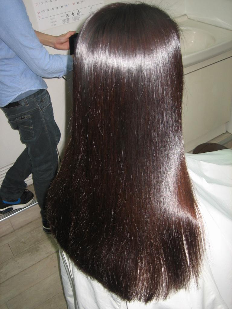西大寺 美髪 大和西大寺 艶髪専門店 髪質改善専門店 高の原 美容室