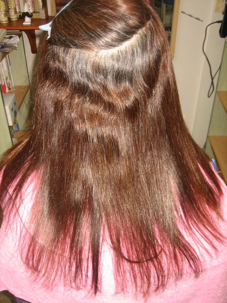 伊賀市 縮毛矯正 三重県 美容室 髪質改善 コスメストレート