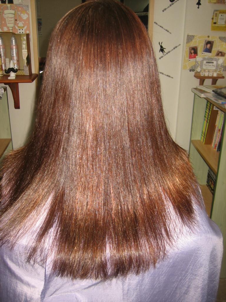 痛まないストレートパーマ 伊賀市 美容室 髪質改善縮毛矯正