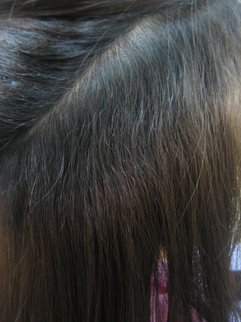 伸びにくいクセ毛 痛まないストレート 黒人縮毛矯正