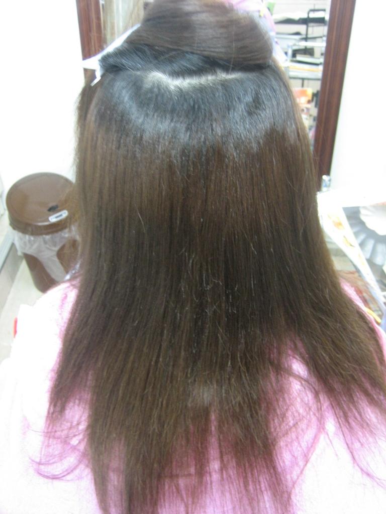 クセが強くても絶対痛まないストレートパーマ クセが強くて痛みやすい髪でも出来る縮毛矯正
