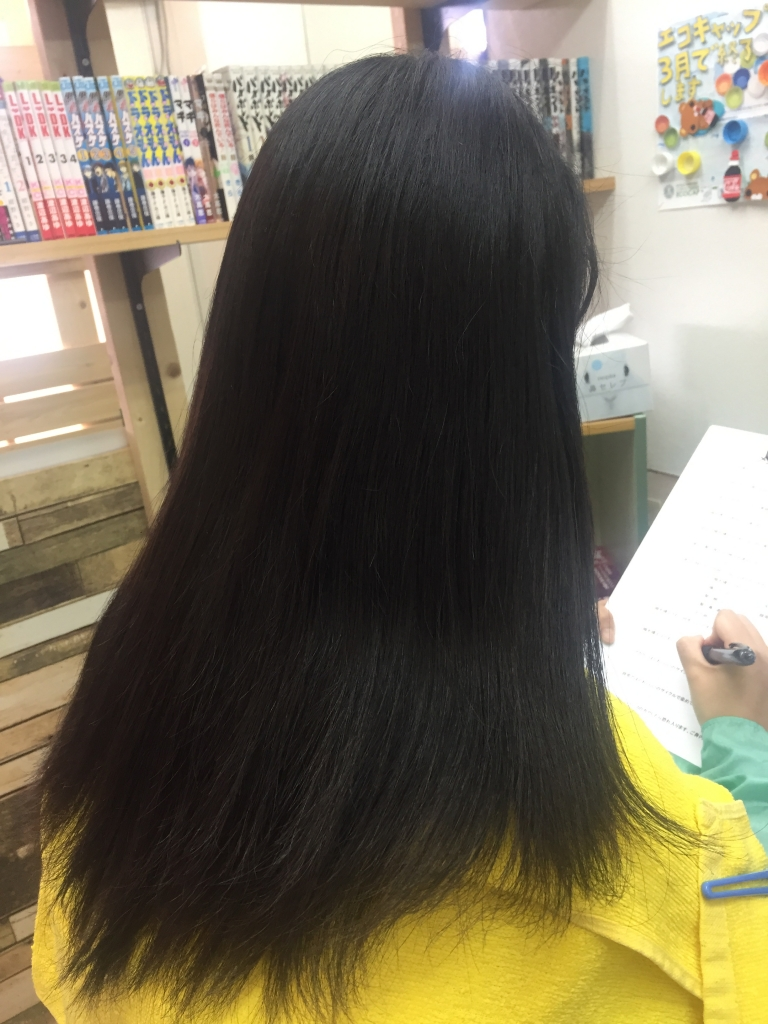 奈良県 美容室 ダメージヘア専門店 美容室 学園前
