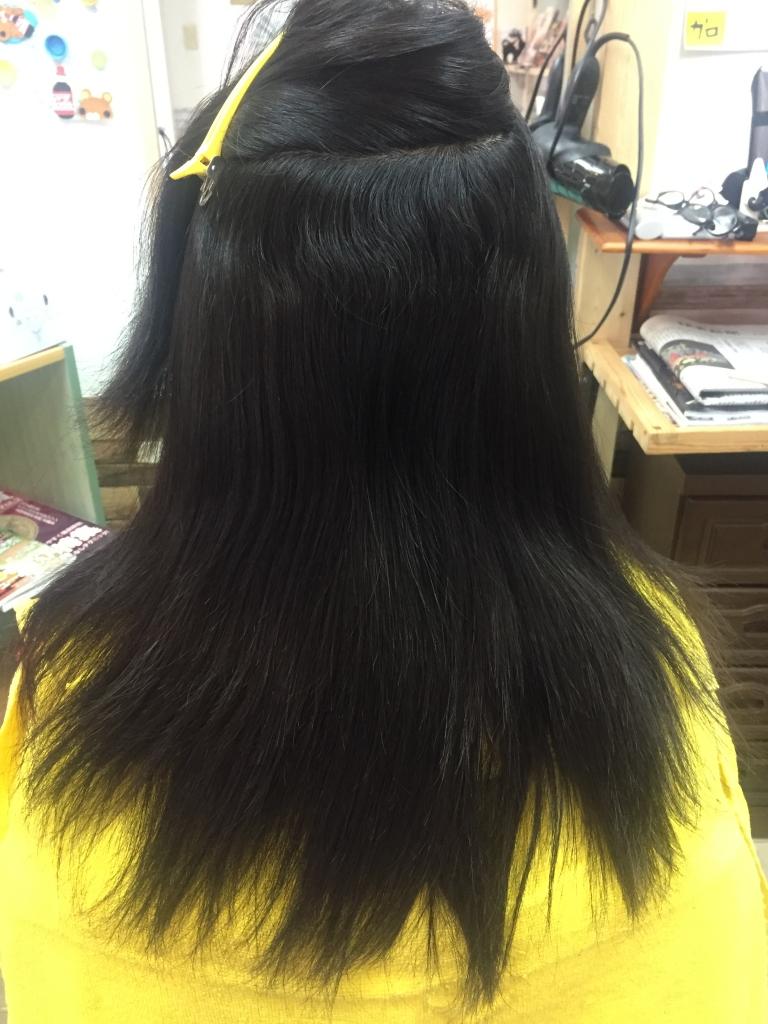 美髪 西大寺 艶髪 高の原 髪質改善 学園前