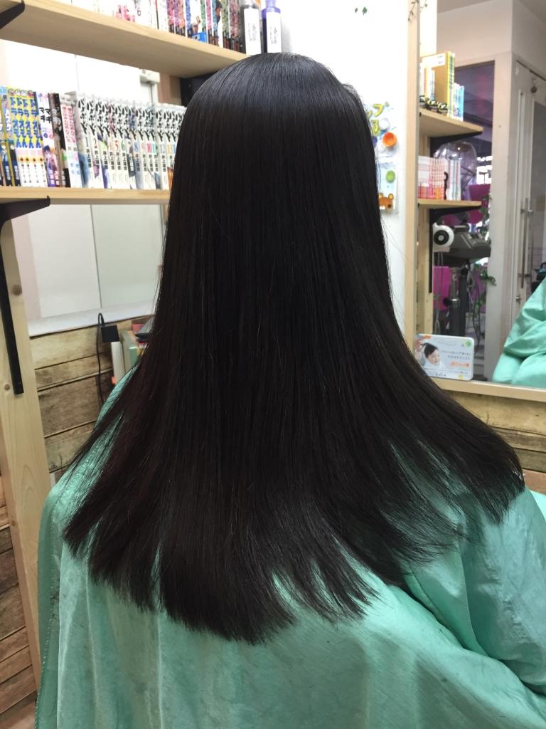学園前 美容室 登美ヶ丘 ヘアサロン 髪質改善 北生駒 艶髪 美髪 白庭台