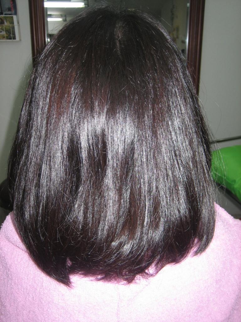 大和郡山 美容室 JR大和郡山駅前 髪質改善 ヘアサロン 九条 縮毛矯正