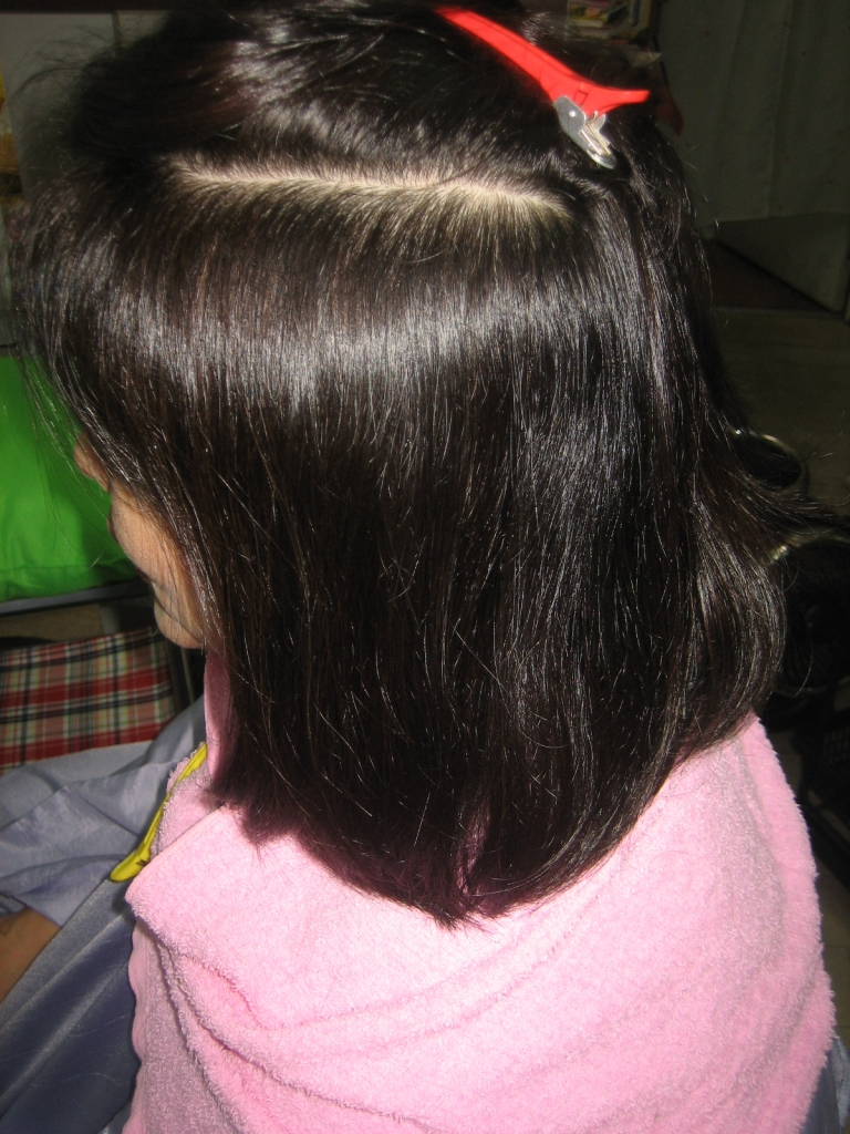 筒井 美容室 大和郡山市 ヘアサロン 平端 髪質改善 ストレートパーマ